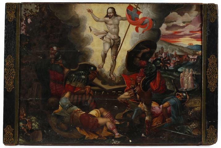 Abb. 4 Auferstehung Christi, Vorderseite